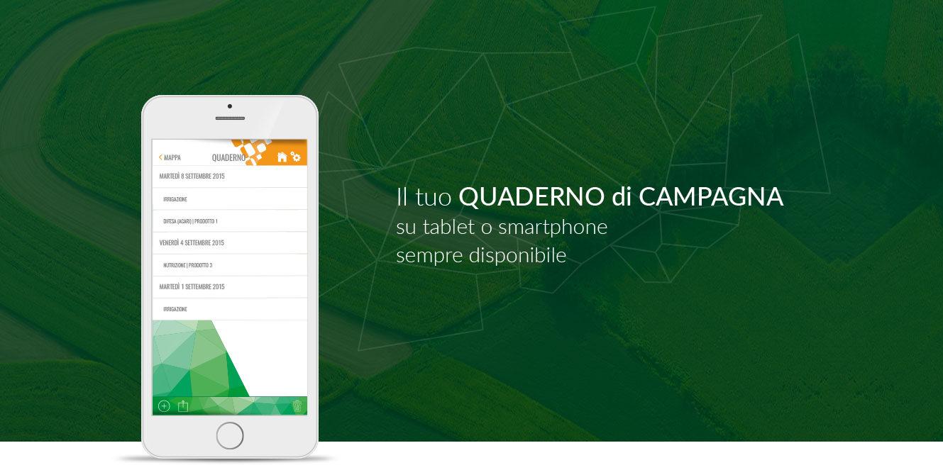 Uno screenshot dal sito dell'app di Delajo.