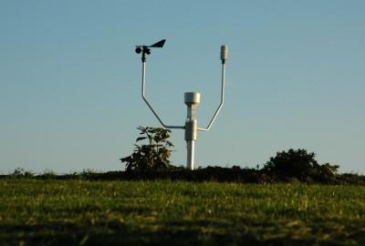 Isagri presenta la stazione meteorologica Meteus