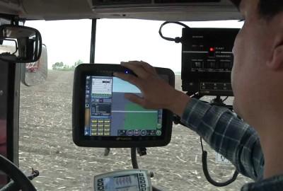 Topcon sta diventando l'azienda leader per l'agricoltura di precisione.