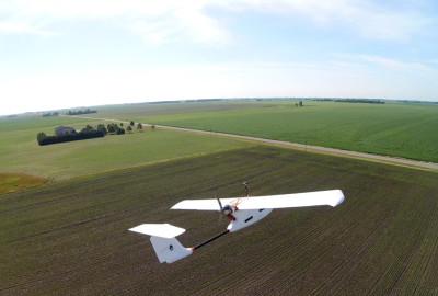 La Aerial Agriculture è pronta a lanciare sul mercato nuovi droni low-cost per l'agricultura di precisione.