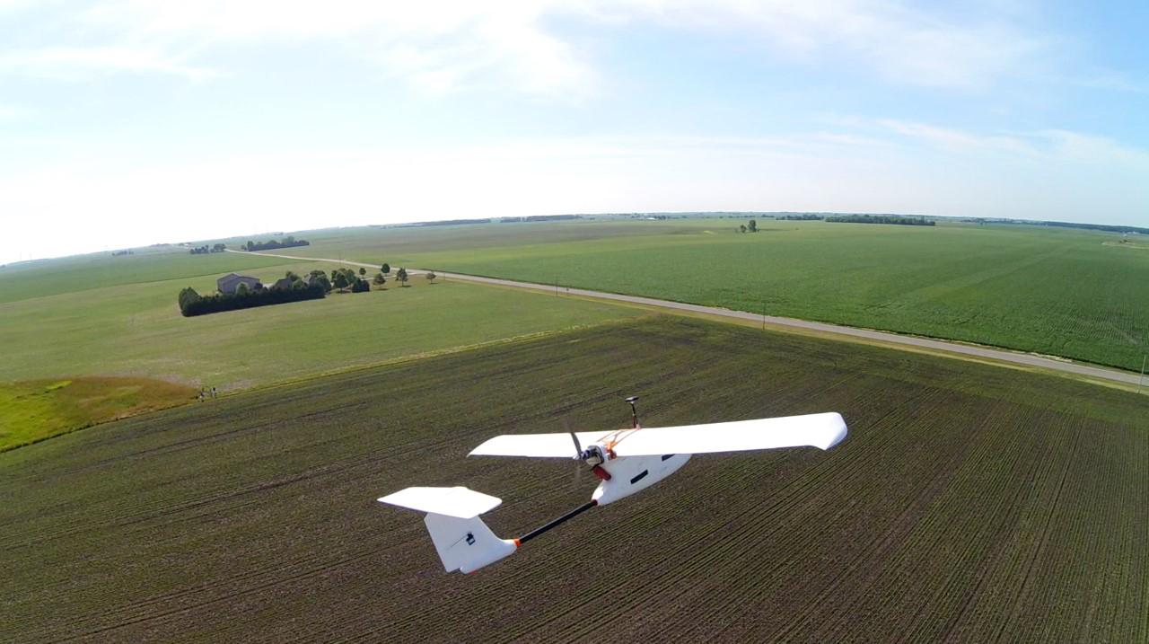 La Aerial Agriculture è pronta a lanciare sul mercato nuovi droni low-cost per l'agricoltura di precisione.