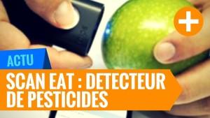 Con Scan Eat è possibile conoscere quali pesticidi siano presenti nel cibo che acquistiamo.
