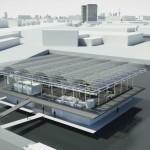 La fattoria galleggiante creata nel porto di Rotterdam sarà completamente autosufficiente.