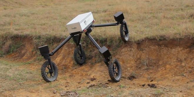 Con SwagBot la fattoria diventa smart