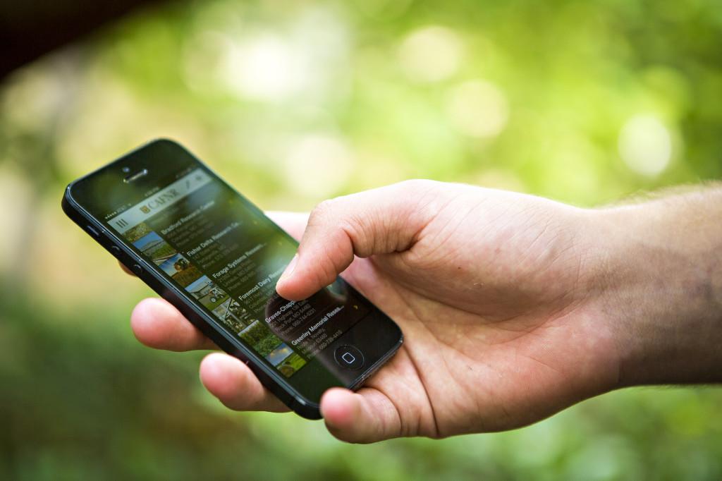 Quaderno di campagna e meteo: sono le app più utilizzate dal contadino 2.0