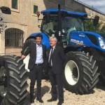 Cnh Industiral mostra il futuro dell'agricoltura di precisione