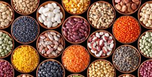 Una ricerca europea mostra come una maggior coltivazione di legumi porterebbe a notevoli benefici ambientali ed economici.